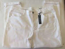 a.n.a ~ A New Approach ~ Pants Jeans Skinny Leg Ankle White 33/16 ~ New