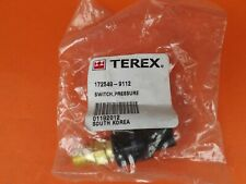 1 New TEREX Pressure Switch 172549-9112 Or 20PS 982-1 T1Z
