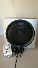 Logitech Z-2300 Subwoofer Speaker ONLY for PC System With  Wired Remote