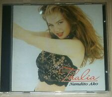 THALIA CD NANDITO AKO LTD. ED. PHILIPPINE (1997) COLLECTORS SHAKIRA