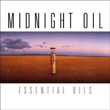 Essential Oils by Midnight Oil (CD, Nov-2012, 2 Discs, Sony Music)