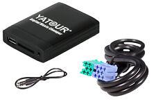 Yatour USB SD AUX MP3 Adapter + Bluetooth Adapter Freisprechanlage Becker