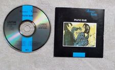 "CD AUDIO MUSIQUE / ROMANCE VARIÉTÉS ""PIANO BAR"" CD COMPILATION CARDSLEEVE 1989"