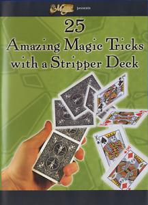 Zauber DVD -  Tolle Tricks mit konischen Karten - Amazing Tricks  (60788)
