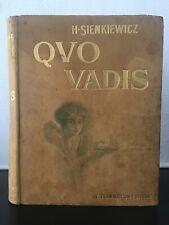 Henryk Sienkiewicz/ Jan Styka - Quo Vadis