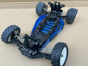 Vintage Schumacher Fireblade 1/10 Scale Electric Buggy 2WD Rare parts / project!