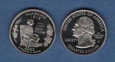 Etats Unis Quarter Dollar 2003 S Alabama série des Etats UNC NEUVE