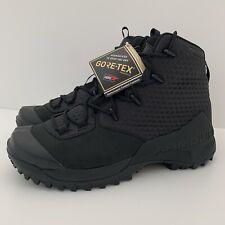 Under Armour Infil Hike GoreTex Black Tactical Boots (1276598-002) Men's Size 9