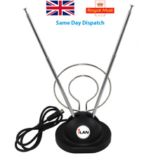 Tv aerial indoor Extendable and Adjustable Simple but Effective indoor tv aerial