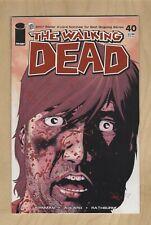 THE WALKING DEAD #40 Comic 1st Printing   Image 2007 Robert Kirkman FN
