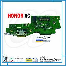 Huawei Honor 6c Flat Flex Connettore di ricarica Micro USB Mic Sped. pro 1
