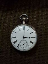 1800's 50mm Repeater Pocket Watch running, but some repairs needed