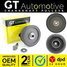 CRANKSHAFT PULLEY KIT FITS BMW 1 3 5 SERIES 320D 520D M47N