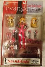 SORY ASUKA LANGLEY Neon Genesis Evangelion Collectible  Action Figure