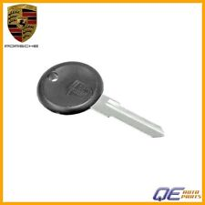 Porsche 924 944 1978 1979 1980 1981 1982 1983 - 1988 Genuine Key Blank (Black)