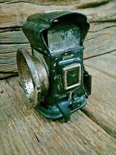 Old Vintage Indian Brand Iron Kerosene Bicycle Lamp / lantern