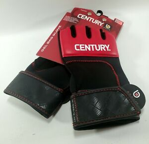 Century Brave Training Fight GEL BAG Gloves Red Large/ X-Large L/XL NWT New!