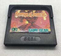 Revenge of Drancon - Game Cart Only - Sega Game Gear