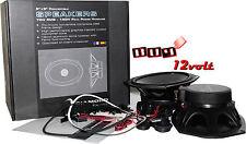 "Diamond Audio TX69v TXblack Series 6""x9"" Convertible Component Speaker System"