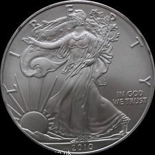 2010 American 1oz Silver Eagle Liberty $1 One Dollar Coin