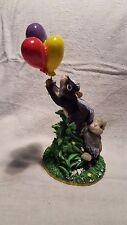 Hang On ~ Charming Tails ~ 98/600 (Fitz & Floyd Collectible)