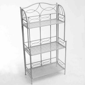 Standing Shelf, Metal Shelf, Garden Shelf, Shelf Foldable, Flower Shelf Iron