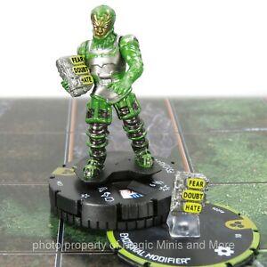 Future Foundation - PSYCHO-MAN #057 +EMO MODIFIER HeroClix Fantastic super rare