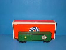 LIONEL  -  #  6 - 52335  -  SMOKEY  BEAR  BOXCAR -  ( TTOS -  UNCATALOGED  CAR )
