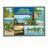 AK Ansichtskarte Edersee im Ferienland Waldeck