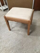 Modern Vintage Style Dressing Traditional Table Stool  27/7/H