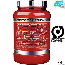 SCITEC NUTRITION 100% Whey Protein Professional 920 Gr. Proteine Siero del Latte