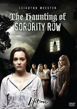 THE HAUNTING OF SORORITY ROW NEW DVD