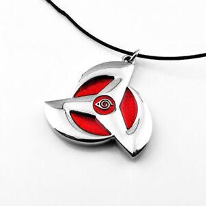 Naruto Necklace Necklace Kakashi Hatake Uchiha Itachi Cosplay Costume Gift#ww