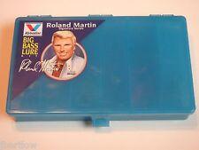 Roland Martin Signature Series Big Bass Lure Kit Valvoline Sponsored Rubber Worm