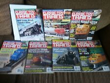 Classic Toy Trains Magazines 2004 (7 Issues)