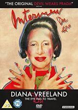 Diana Vreeland - The Eye Has To Travel [DVD][Region 2]