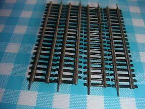 TT Schienen, 4x gerades Gleis 22cm