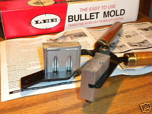Lee 2-Cavity Bullet Mold 7.62 x 39mm (312 Diameter) 155 Grain  # 90385 New!