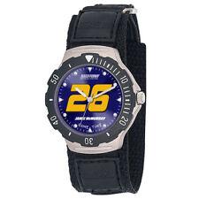Jamie Mcmurray NASCAR Agent Series Velcro Wrist Watch