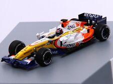 NOREV 1:43 - ING RENAULT F1 TEAM - R27 - 2007 Die-cast metal model car