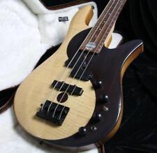 High Quality 4 Strings Yin Yang Electric Bass Guitar Rosewood Top Good Pickups