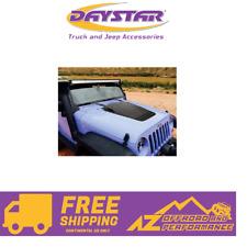 Daystar® Hood Cowl - Carbon Fiber for 07-18 Jeep Wrangler JK JKU KJ71050CF