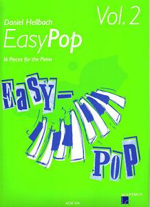 Easy Pop Vol. 2 Klavier (von Daniel Hellbach)