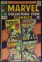Marvel Collectors Item Classics #1 FN 6.0  1965 Spider-Man FF Thor Hulk Silver
