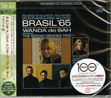 WANDA DE SAH-BRASIL '65-JAPAN SHM-CD Ltd/Ed C94