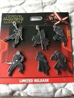 Disney Pin 137741 Star Wars: The Rise of Skywalker Booster - Knights of Ren