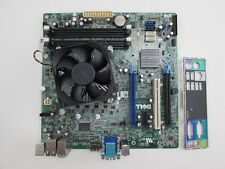 Dell Precision T1600 Motherboard 6NWYK + Xeon E3-1225 3.10GHz CPU + HSF IO Plate