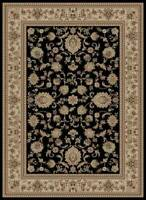 "Traditional Persien Oriental 8x10 Scrolls Floral Border Actual: 7' 10"" x 10' 3"""