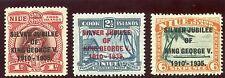 Single George V (1910-1936) Era Niuean Stamps (Pre-1974)
