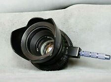 Cinema 4K 35 mm Helios-44-2 2/58mm Lens with PL-Mount BlackMagic Red One Arri